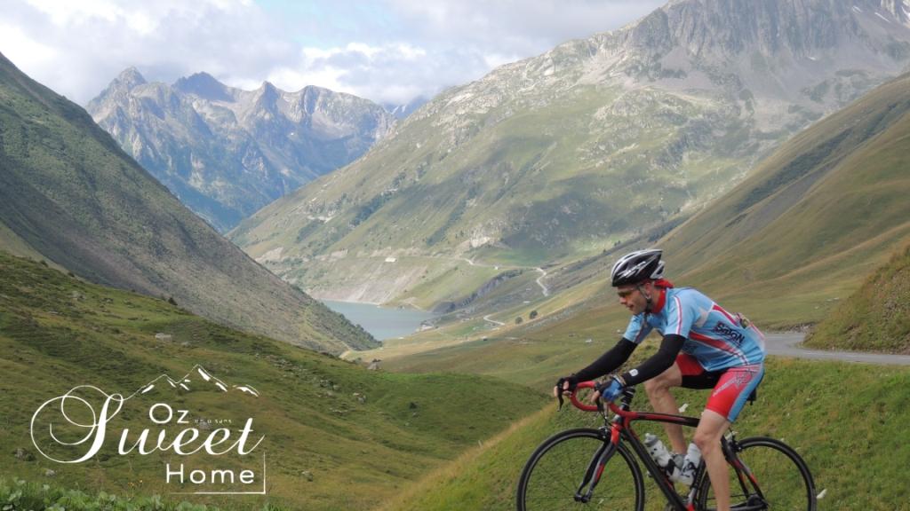 Les joies du cyclisme