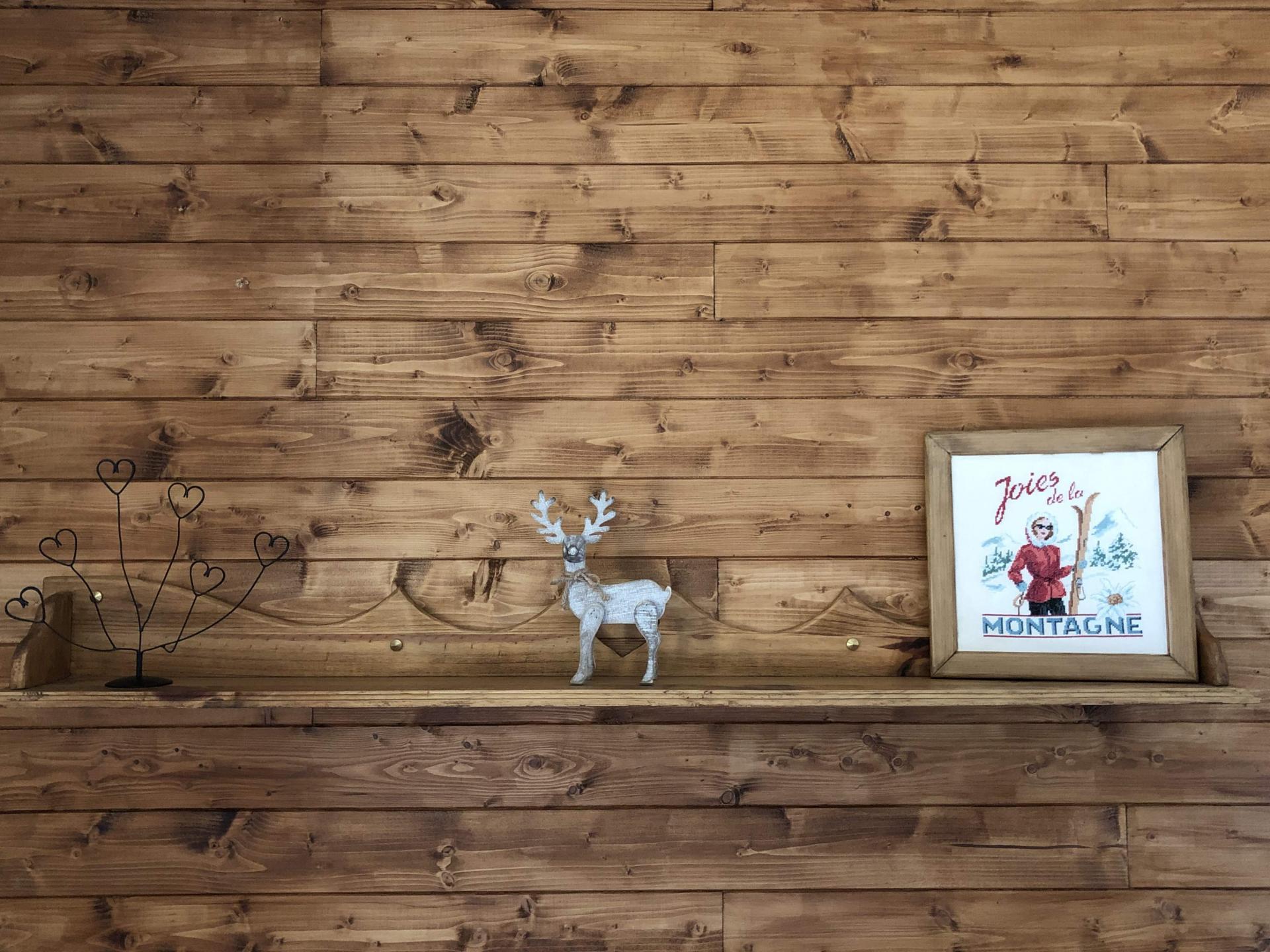 La chambre Marmotte