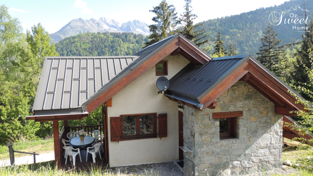 Le chalet Oz-Sweet-Home